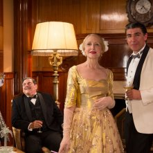The Bookshop: Patricia Clarkson e James Lance in una scena del film