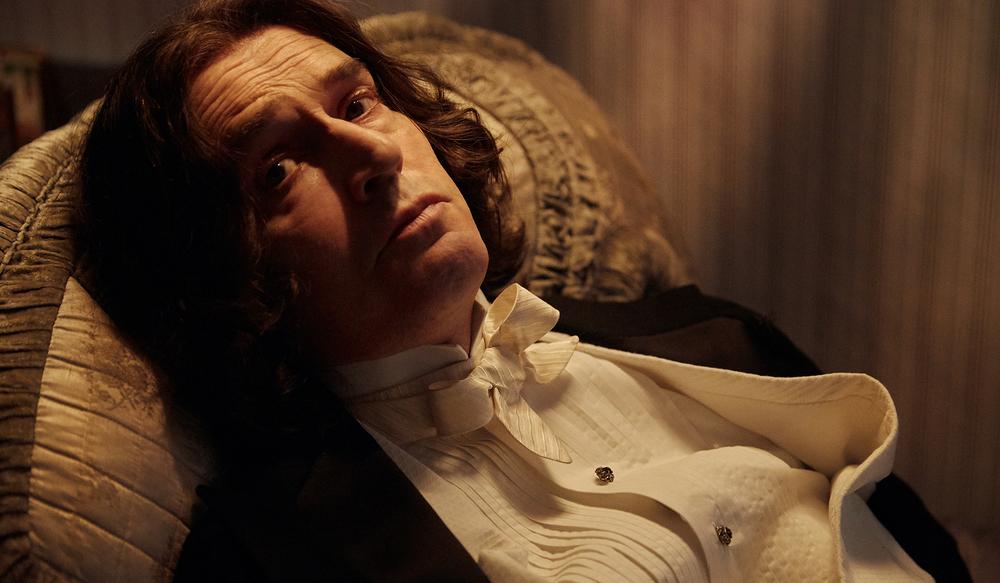 The Happy Prince: Rupert Everett in una scena del film