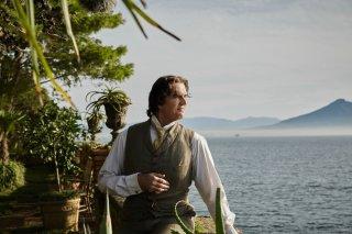 The Happy Prince: Rupert Everett in un momento del film