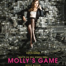 Locandina di Molly's Game