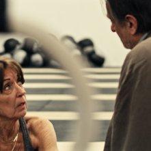 The Real Estate: Leonore Ekstrand e Olof Rhodin in una scena del film