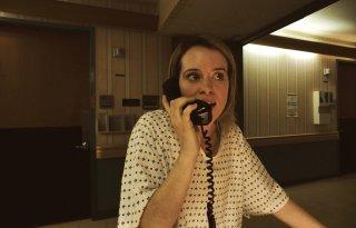 Unsane: Claire Foy in una scena del film