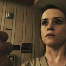 Unsane: Claire Foy in un momento del film