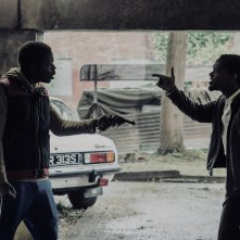 Yardie: Aml Ameen in un'immagine del film