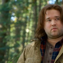 X-Files: Haley Joel Osment durante una scena dell'episodio Kitten