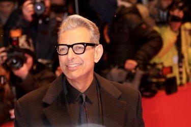 Berlino 2018: Jeff Goldblum sul red carpet di apertura
