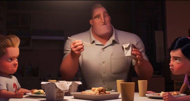 Gli incredibili 2: il nuovo trailer del film dedicato alla famiglia di supereroi!