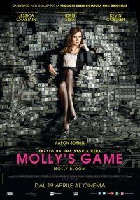 Molly's Game in streaming & download