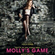 Locandina di Molly's Game