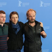 Berlino 2018: Hugo Weaving, Lance Daly al photocall di Black 47