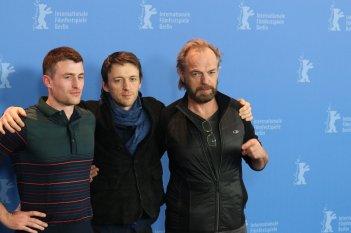 Berlino 2018: Hugo Weaving, Lance Daly al photocall di Black 47