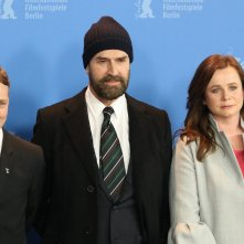 Berlino 2018: Emily Watson, Rupert Everett, Edwin Thomas al photocall di The Happy Prince