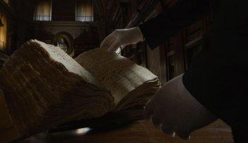 Caravaggio - L'anima e il sangue: un momento del documentario