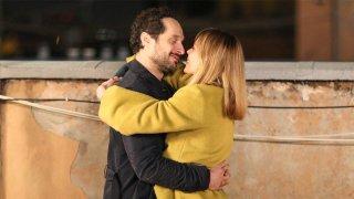 E' arrivata la felicità: Claudio Santamaria insieme a Claudia Pandolfi