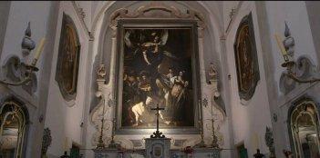 Caravaggio - L'anima e il sangue: una scena del documentario