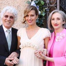 E' arrivata la felicità: Claudia Pandolfi e Lunetta Savino in una scena