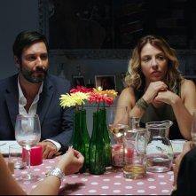 Anche senza di te: Myriam Catania e Matteo Branciamore in una scena del film