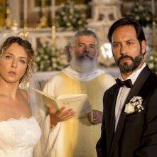 Anche senza di te: Myriam Catania e Matteo Branciamore in un momento del film