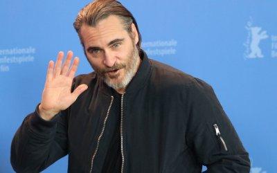 "Don't Worry: un ""sofferente"" Joaquin Phoenix a Berlino con Gus Van Sant"