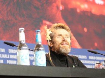 Berlino 2018: Willem Dafoe in conferenza