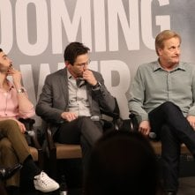 Berlino 2018: Jeff Daniels, Dan Futterman, Tahar Rahim alla conferenza di The Looming Tower