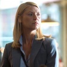 Homeland: Claire Danes in una momento dell'episodio Enemy of the State