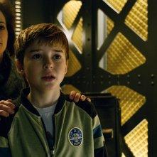 Lost in Space: due dei protagonisti della serie