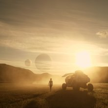 Lost in Space: una foto della serie