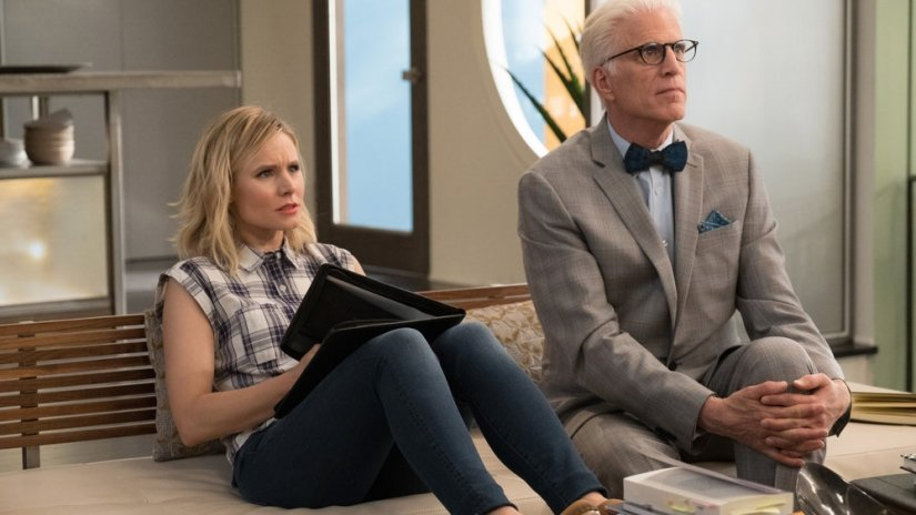 The Good Place Season 2 Episode 5 A