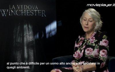 La vedova Winchester: intervista ad Helen Mirren