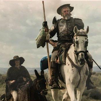 The Man Who Killed Don Quixote: una foto del film
