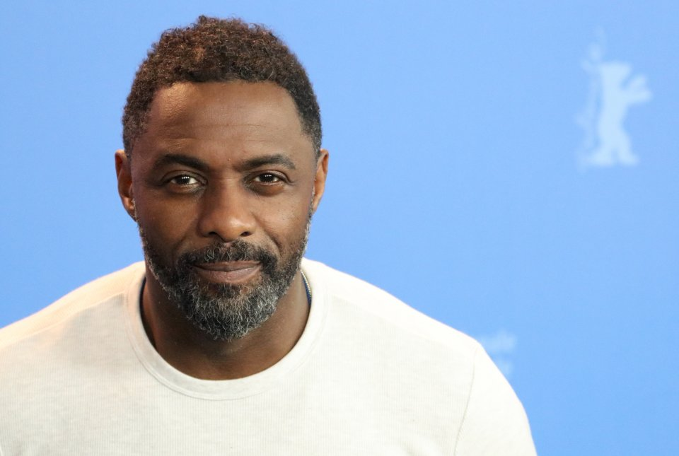 Berlino 2018: un primo piano di Idris Elba al photocall di Yardie