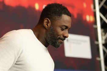 Berlino 2018: Idris Elba arriva alla conferenza di Yardie