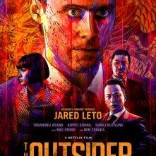 The Outsider: il poster del film con Jared Leto