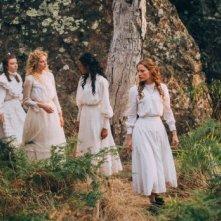 Picnic ad Hangin Rock una scena della serie