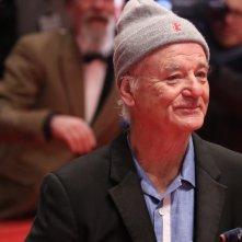 Berlino 2018: Bill Murray sul red carpet della cerimonia di premiazione
