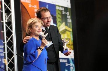 Berlino 2018: Ana Brun alla conferenza dei premiati