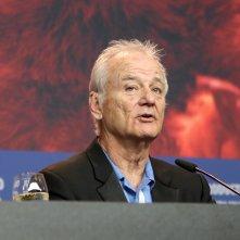 Berlino 2018: una foto di Bill Murray alla conferenza dei premiati