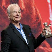 Berlino 2018: Bill Murray alla conferenza dei premiati