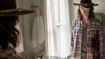 The Walking Dead: una scena con Chandler Riggs dell'episodio Honor