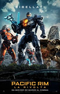 Pacific Rim – La rivolta in streaming & download