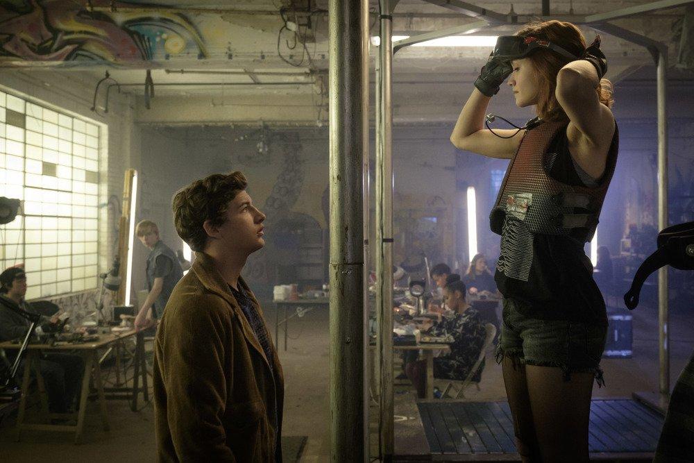 Ready Player One: Olivia Cooke in una foto del film