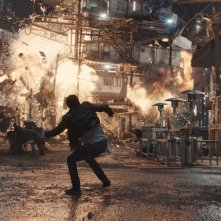 Ready Player One: una foto del film di Spielberg