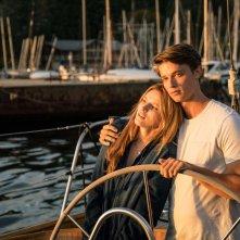 Il sole a mezzanotte - Midnight Sun: Patrick Schwarzenegger e Bella Thorne in un'immagine del film