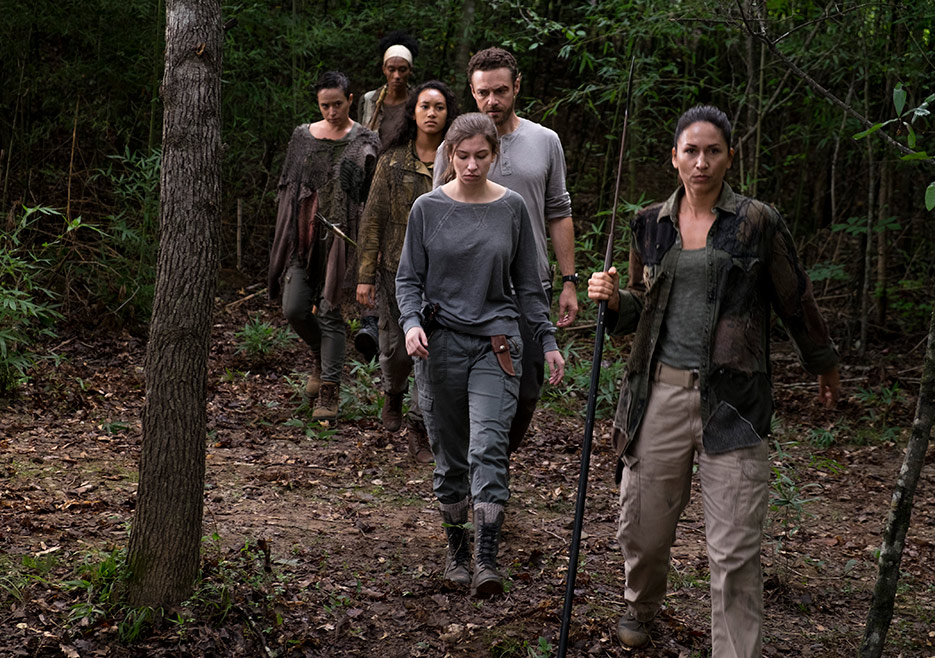 The Walking Dead Episode 810 Aaron Marquand 935
