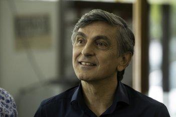 Una festa esagerata: Vincenzo Salemme in una scena del film