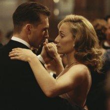 Il paziente inglese: Ralph Fiennes e Kristin Scott Thomas in un momento del film
