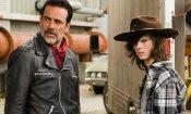 The Walking Dead: Jeffrey Dean Morgan non è contento della sorte toccata a Carl