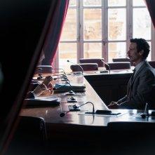 Il Cacciatore: Francesco Montanari nella serie