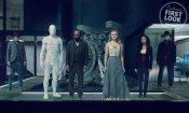 Westworld 2: pioggia di foto, svelato il nuovo look di Dolores